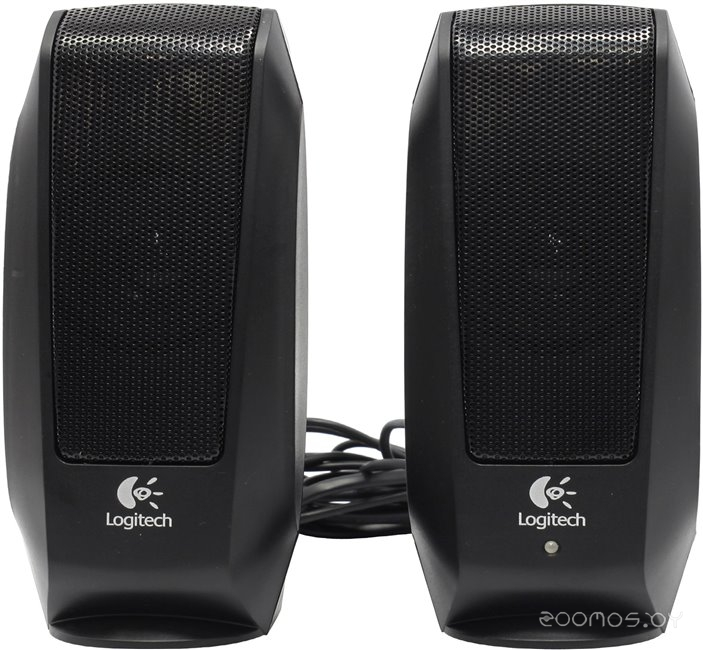 Компьютерная акустика Logitech S120 (Black)