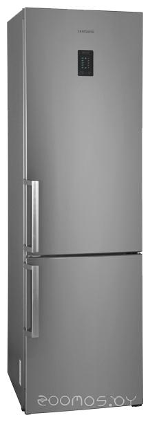 Холодильник с нижней морозильной камерой Samsung RB-37 J5350SS