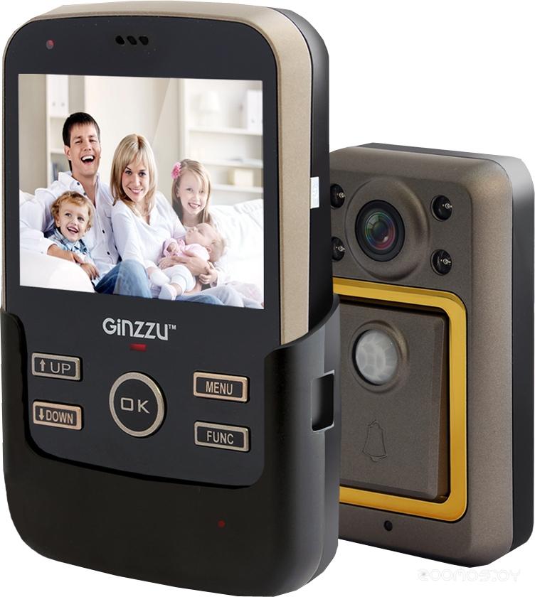 Видеодомофон Ginzzu HS-WD303B