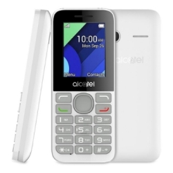 Alcatel OneTouch 1054D (Pure White)