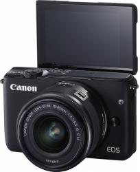 Canon EOS M10 Kit 15-45 mm (Black)