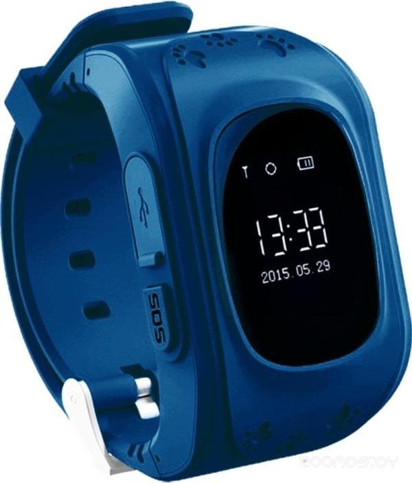 Умные часы Кнопка жизни К911 (Blue)